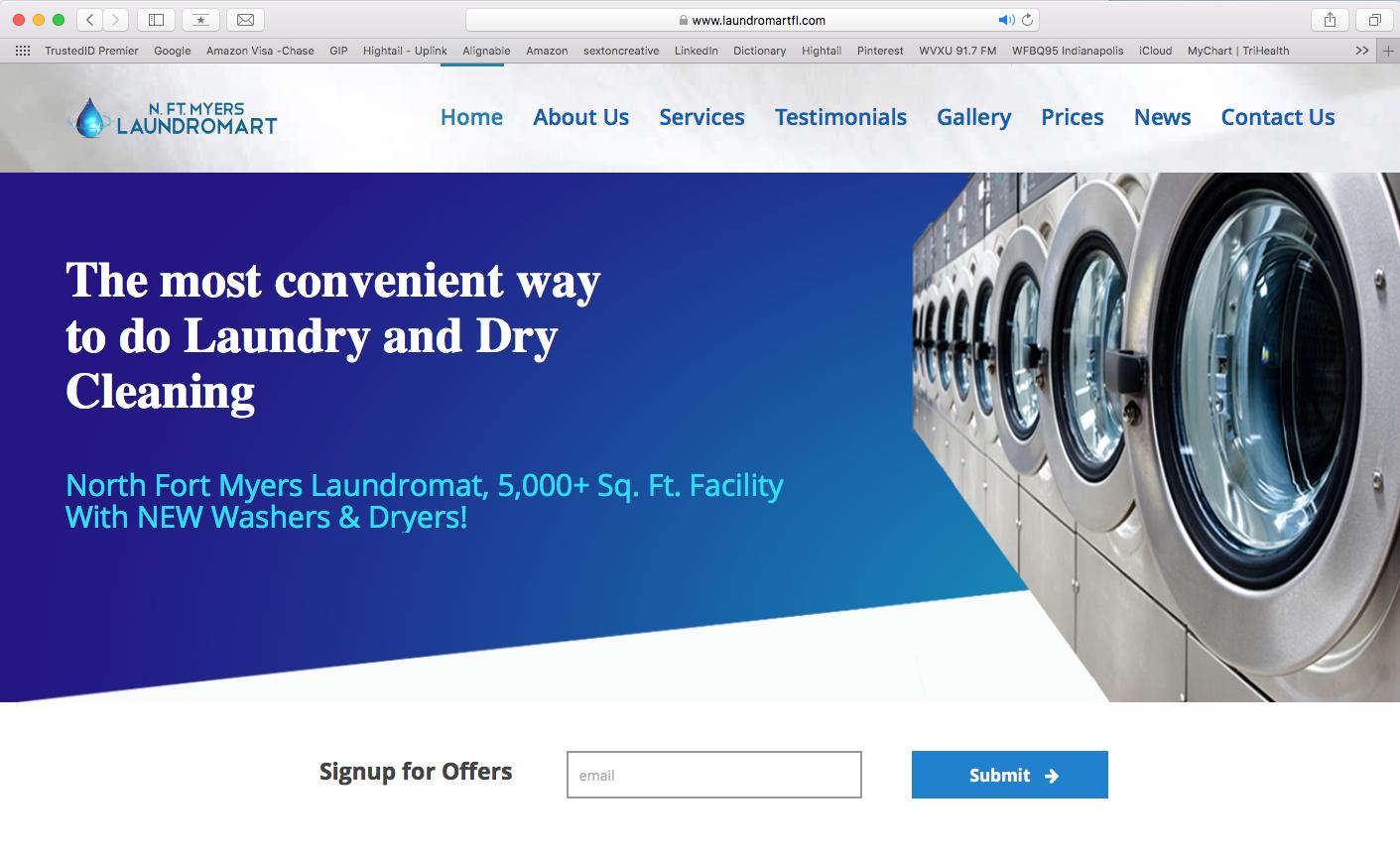 N. Ft. Myers Laundromart